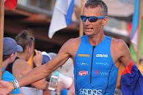 Triatlonista Jaroslav Hýzl pošesté zdárně absolvoval slavného Ironmana na Havaji