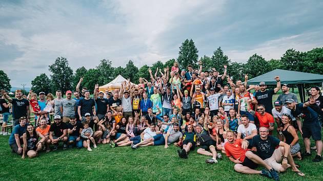 8. ročník  triatlonového závodu Šutr v Šumvaldě