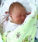 Natálie Briksi, Olomouc, narozena 11. července, míra 49 cm, váha 2870 g