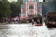 Olomouc, 9. července 1997 dopoledne