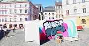 DED v Olomouci - Horní náměstí