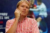 Miroslav Mazal, sportovní redaktor Deníku