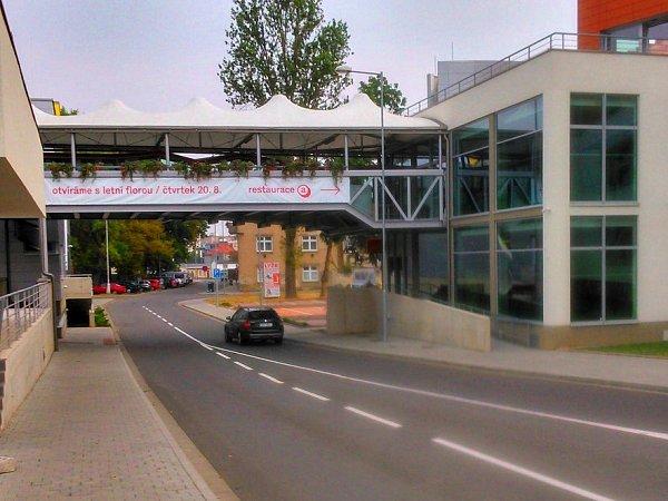 Nová restaurace na výstavišti Flora otevře vpřístavbě vedle hlavního pavilonu A