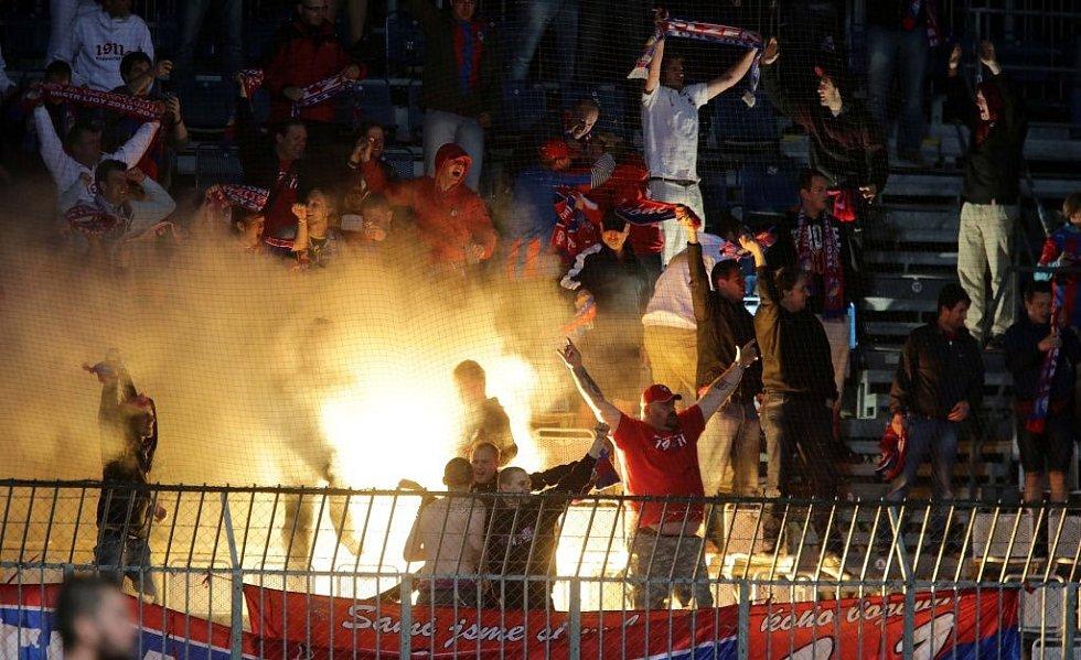 Sektor fans Plzně