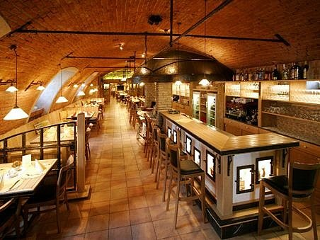 Hotel a restaurace Koníček, Uherské Hradiště