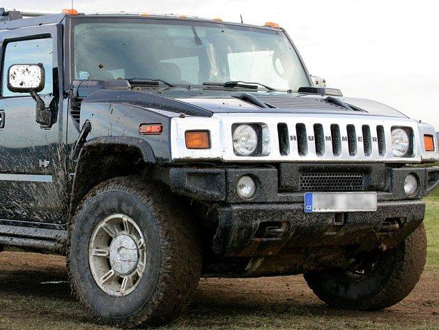 Hummer. Ilustrační foto