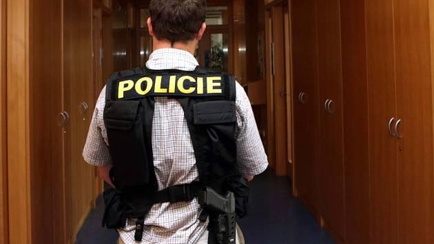 Zásah protikorupční policie. Ilustrační foto