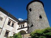 Prohlídka hradu Šternberk s historickou kafírnou