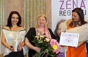 Hana Pokorná - vítězka 7. ročníku soutěže Žena regionu v Olomouckém kraji