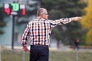 Jiří Balcárek, trenér Uničova.