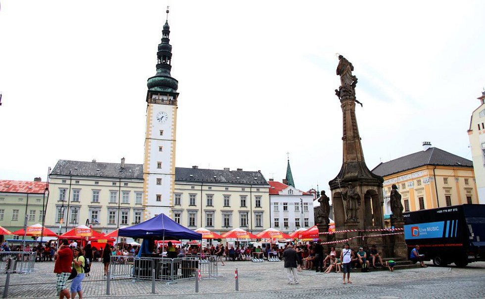 Festival Hanácké Benátky v Litovli