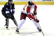 Olomoučtí hokejisté proti Havířovu