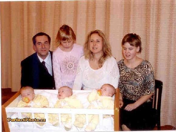 Rodina Jurečkova
