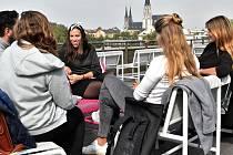 Na Univerzitě Palackého začal akademický rok, do Olomouce vrátily tisíce studentů