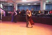 27. ročníku Tříkrálového plesu v budově Regionálního centra Olomouc