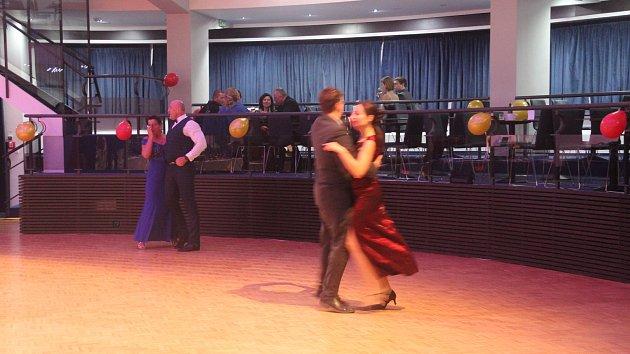 Tříkrálový ples v Regionálním centru Olomouc 2019