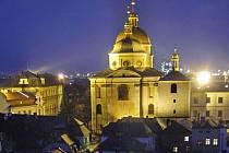 Chrám svatého Michala. Ilustrační foto
