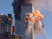 """Teroristický útok 11. 9. 2001 na """"dvojčata"""" v New Yorku"""