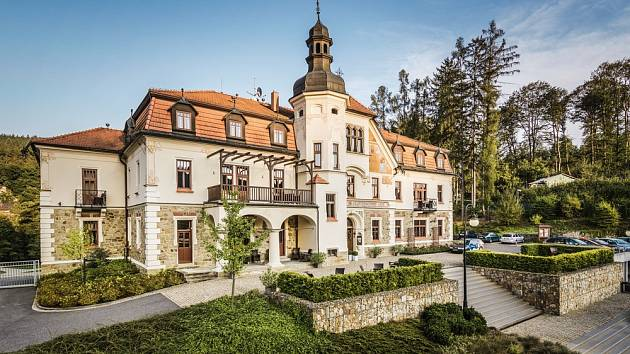 Hotel Augustiniánský dům v Luhačovicích