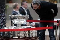 Pohár Davis Cup na návštěvě v Olomouci