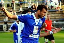 Fotbalisté Kolína ve FNL. Ilustrační foto