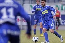 Daniel Rossi u míče
