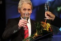 Nejlepší sportovci Olomouckého kraje 2015 - vyhlašování ankety - Čestná cena Květoslav Vykydal