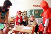 Zápis do první třídy na ZŠ na Sv. Kopečku