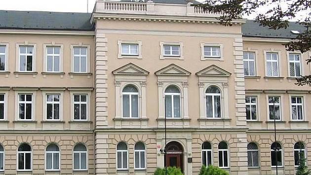 Budova vrchního a okresního státního zastupitelství na třídě 17. listopadu v Olomouci