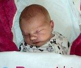 Meda Ambrozková, Uničov narozena 25. května míra 52 cm, váha 4260 g