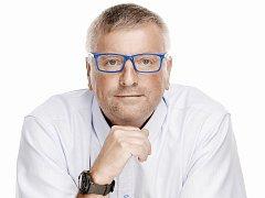 MUDr. Ivo Mareš, MBA 54 let, lékař záchranné služby
