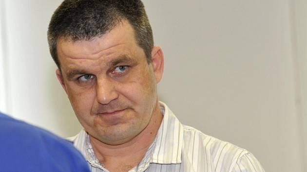 Roman Vaněk odsouzený za pěstování konopí