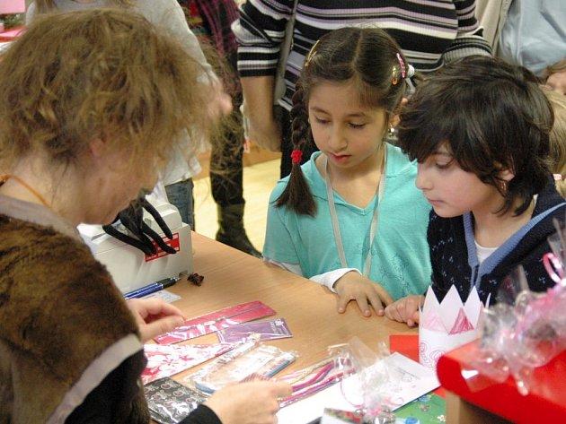 Den pro dětskou knihu v Olomouci
