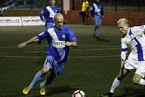 Superliga malého fotbalu - Olomouc v modrém