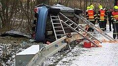 Tragická nehoda u Norberčan na Olomoucku