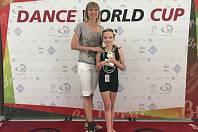 Baletky z olomouckého studia, které provozuje Irina Popova, bodovaly v těžké konkurenci na Dance World Cupu v Portugalsku,