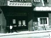 Kino Pohraniční stráž v 80. letech
