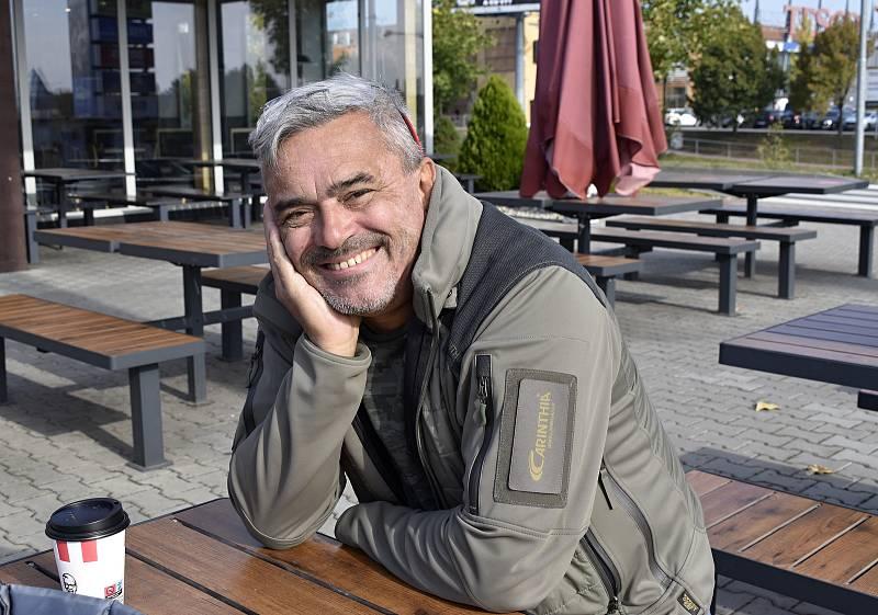 Richard Benýšek, 10. října 2021