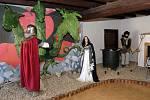 Pohádkové bytosti na zámku Úsov