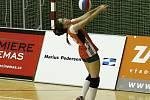 Šternberk (v tmavém) proti Prostějovu. Tomi Remont Cup v Olomouci.