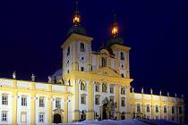 Bazilika na Svatém Kopečku. Ilustrační foto