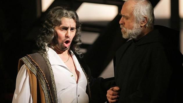 Nové provedení Dalibora na scéně Moravského divadla