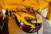 McLaren 650S GT3.