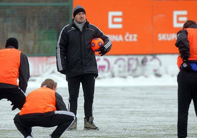 Fotbalisté olomoucké Sigmy zahájili zimní přípravu