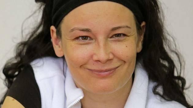 Veterinářka Jitka Tesaříková při on-line rozhovoru pro Olomoucký deník
