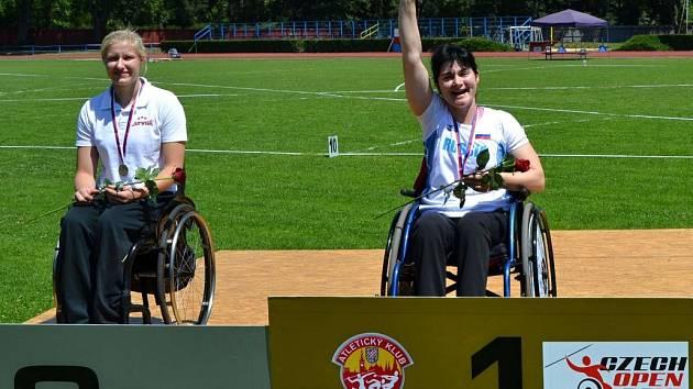 Mariya Bogacheva vytvořila nový světový rekord ve vrhu koulí