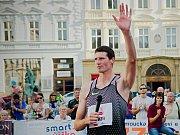 Jaroslav Bába na 13. ročníku Hanácké laťky v Olomouci