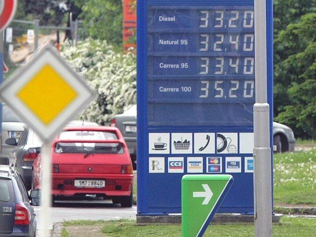 Oproti loňsku se zvedly ceny až o pět korun.