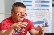 Lékař letecké záchranky a poslanec Milan Brázdil ON-LINE
