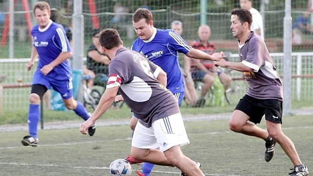 Malý fotbal. Ilustrační foto